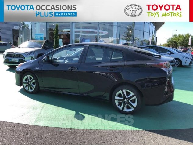 Toyota PRIUS 122h Dynamic Noire Occasion - 18