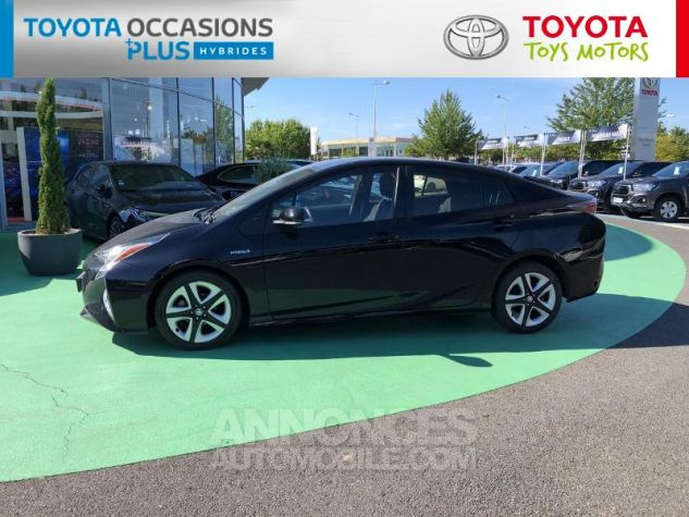 Toyota PRIUS 122h Dynamic Noire Occasion - 19
