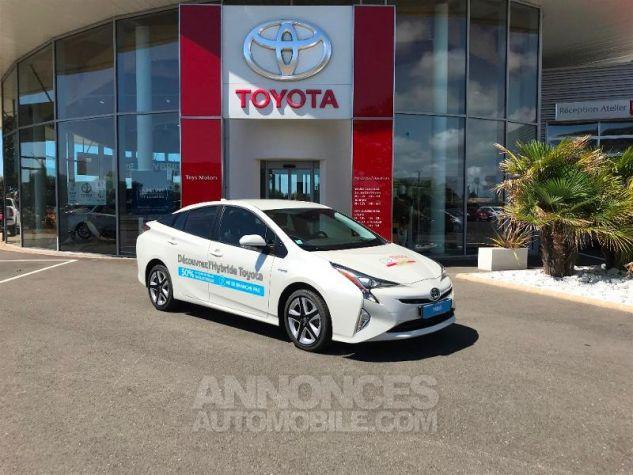 Toyota PRIUS 122h Dynamic Pack Premium BLANC NACRE Occasion - 0