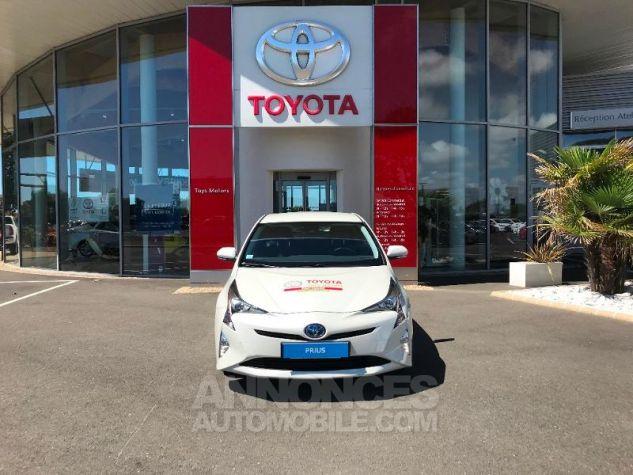 Toyota PRIUS 122h Dynamic Pack Premium BLANC NACRE Occasion - 1