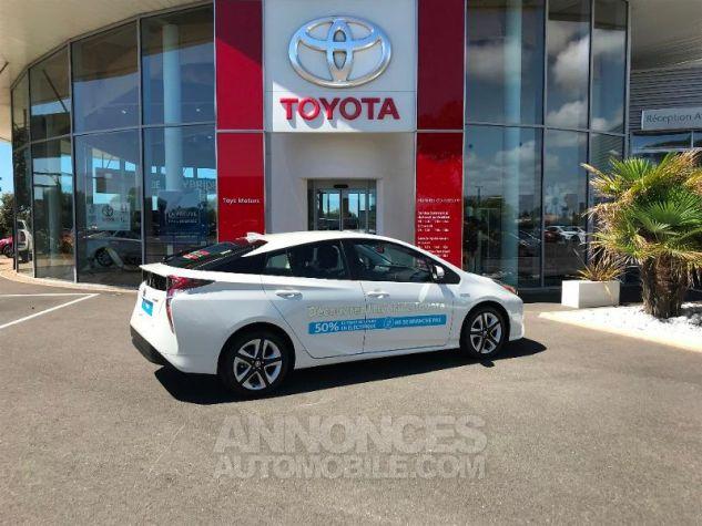 Toyota PRIUS 122h Dynamic Pack Premium BLANC NACRE Occasion - 2
