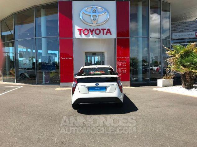 Toyota PRIUS 122h Dynamic Pack Premium BLANC NACRE Occasion - 3
