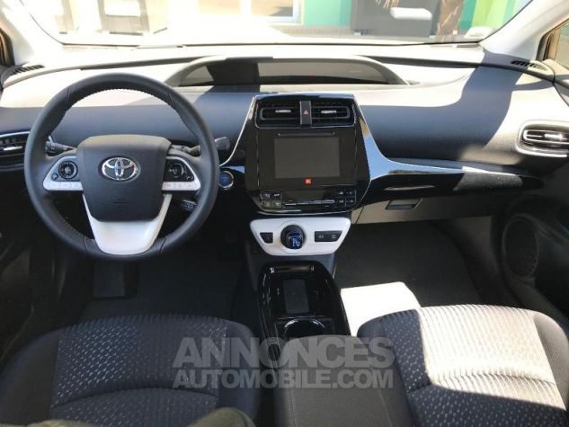 Toyota PRIUS 122h Dynamic Pack Premium BLANC NACRE Occasion - 4