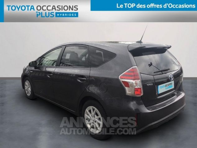 Toyota PRIUS 136h Dynamic GRIS ATLAS Occasion - 1