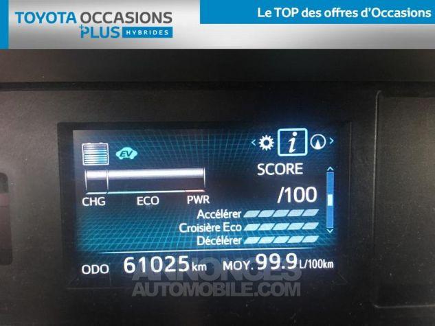 Toyota PRIUS 136h Dynamic GRIS ATLAS Occasion - 18