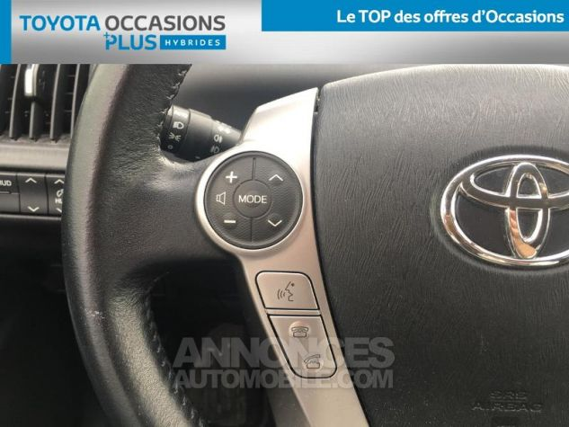 Toyota PRIUS 136h Dynamic GRIS ATLAS Occasion - 9