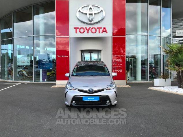 Toyota PRIUS 136h SkyView TSS GRIS PLUTON Occasion - 0