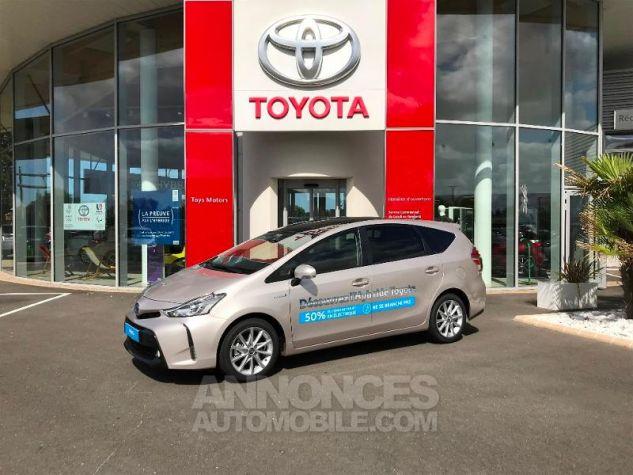 Toyota PRIUS 136h SkyView TSS GRIS PLUTON Occasion - 1