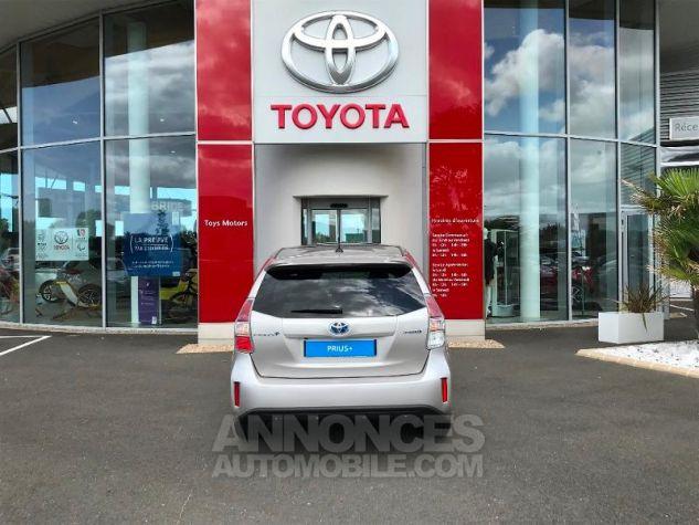 Toyota PRIUS 136h SkyView TSS GRIS PLUTON Occasion - 2