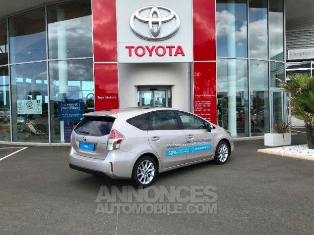 Toyota PRIUS 136h SkyView TSS GRIS PLUTON Occasion - 3