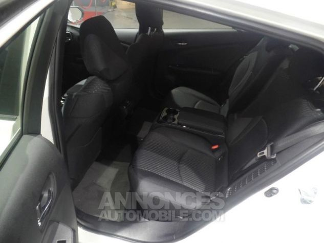Toyota PRIUS Rechargeable 122h BLANC Occasion - 12