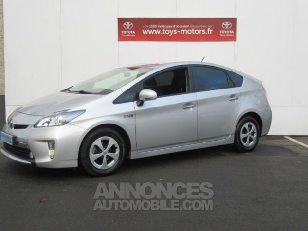Toyota PRIUS Rechargeable 136h Dynamic GRIS Occasion - 0