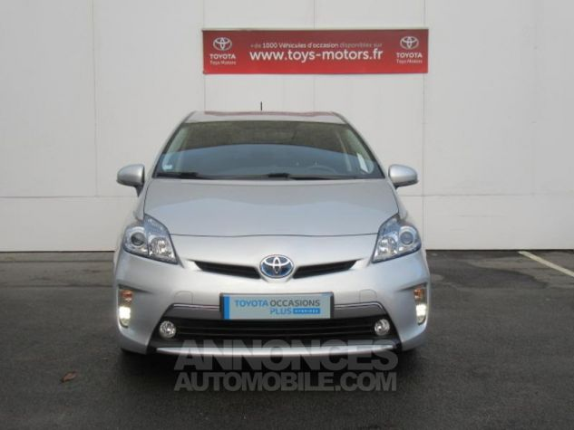 Toyota PRIUS Rechargeable 136h Dynamic GRIS Occasion - 1