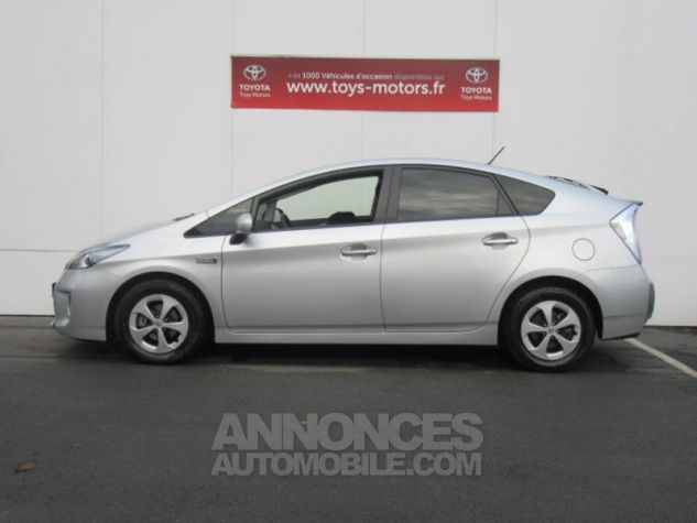 Toyota PRIUS Rechargeable 136h Dynamic GRIS Occasion - 2