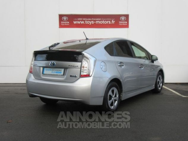 Toyota PRIUS Rechargeable 136h Dynamic GRIS Occasion - 3