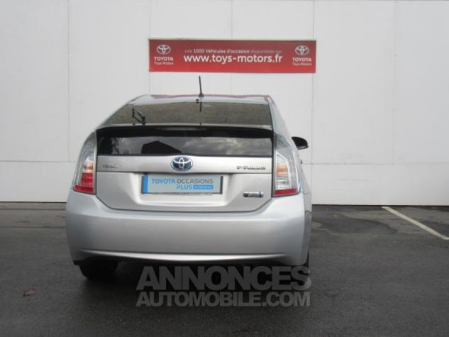 Toyota PRIUS Rechargeable 136h Dynamic GRIS Occasion - 4