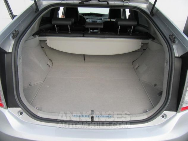 Toyota PRIUS Rechargeable 136h Dynamic GRIS Occasion - 5