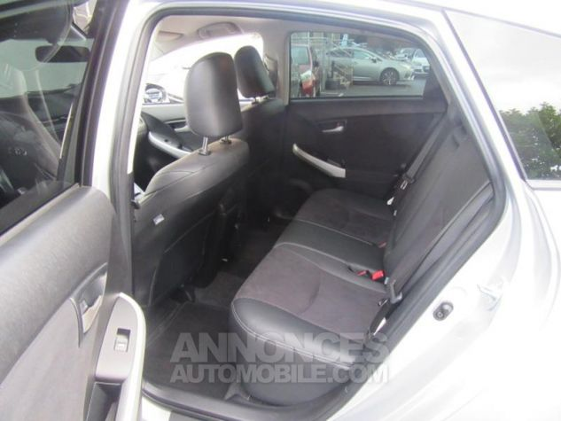 Toyota PRIUS Rechargeable 136h Dynamic GRIS Occasion - 6