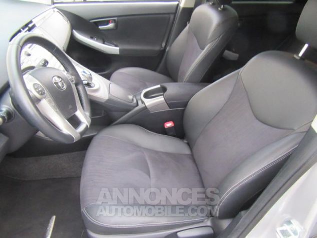 Toyota PRIUS Rechargeable 136h Dynamic GRIS Occasion - 7