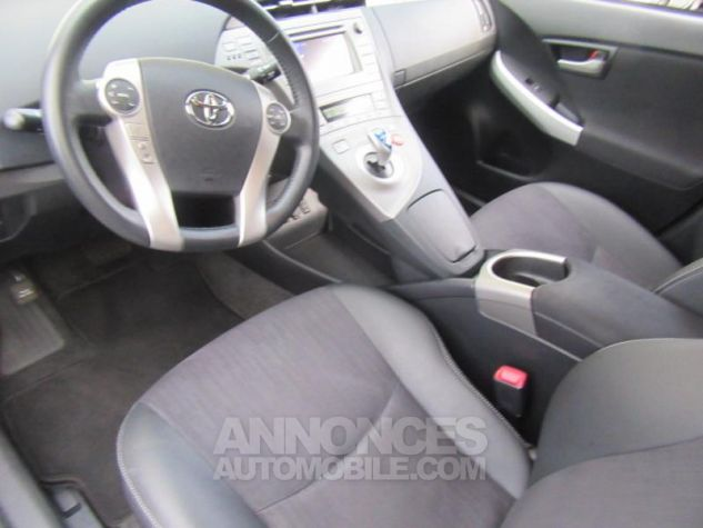 Toyota PRIUS Rechargeable 136h Dynamic GRIS Occasion - 8