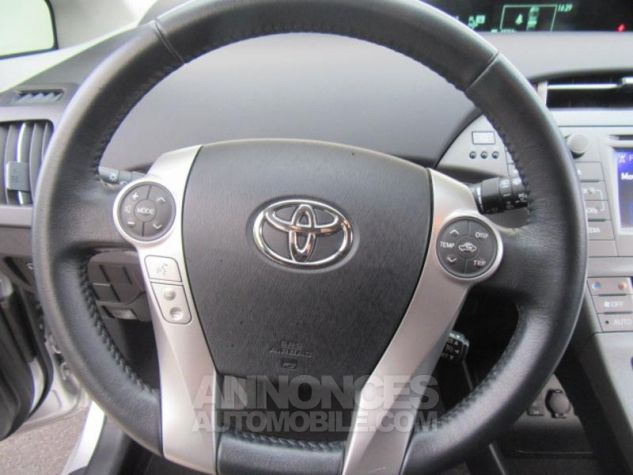 Toyota PRIUS Rechargeable 136h Dynamic GRIS Occasion - 11