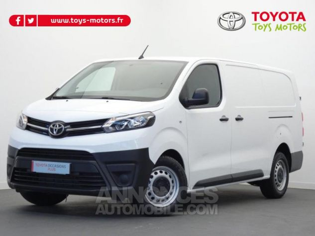 Toyota ProAce Long 2.0 D-4D 120 Active MY20 Blanc Banquise Occasion - 0