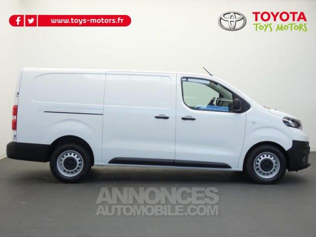 Toyota ProAce Long 2.0 D-4D 120 Active MY20 Blanc Banquise Occasion - 1