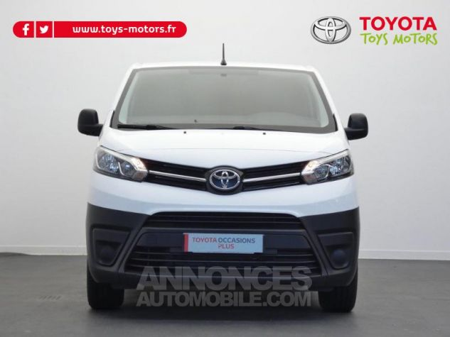 Toyota ProAce Long 2.0 D-4D 120 Active MY20 Blanc Banquise Occasion - 3
