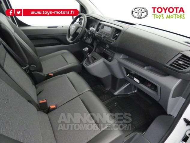 Toyota ProAce Long 2.0 D-4D 120 Active MY20 Blanc Banquise Occasion - 4