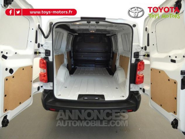 Toyota ProAce Long 2.0 D-4D 120 Active MY20 Blanc Banquise Occasion - 6