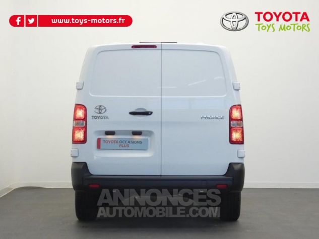 Toyota ProAce Long 2.0 D-4D 120 Active MY20 Blanc Banquise Occasion - 7
