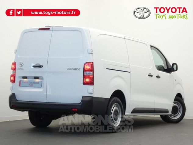 Toyota ProAce Long 2.0 D-4D 120 Active MY20 Blanc Banquise Occasion - 9
