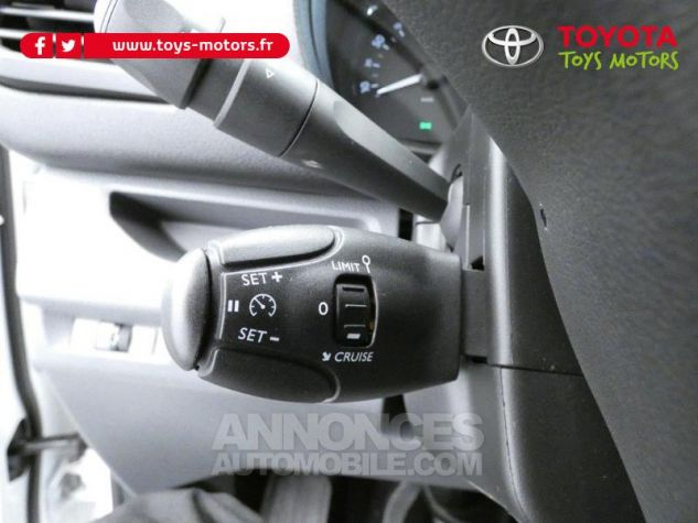 Toyota ProAce Long 2.0 D-4D 120 Active MY20 Blanc Banquise Occasion - 10