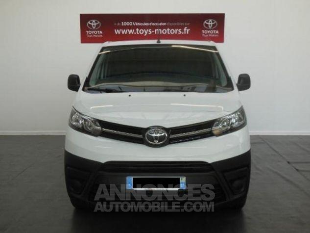 Toyota ProAce Medium 115 D-4D Dynamic BLANC BANQUISE Occasion - 1