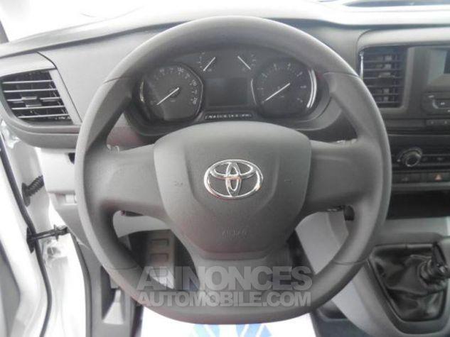 Toyota ProAce Medium 115 D-4D Dynamic BLANC BANQUISE Occasion - 9