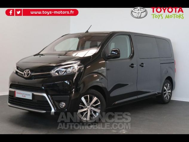 Toyota ProAce Medium 115 D-4D Dynamic NOIR Occasion - 0