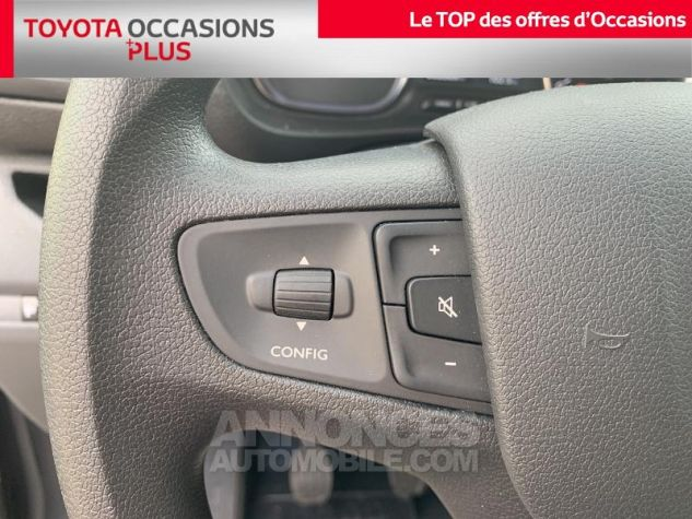 Toyota ProAce MEDIUM NG 115 D 4D FRANCE SHOWROOM Evl Occasion - 9