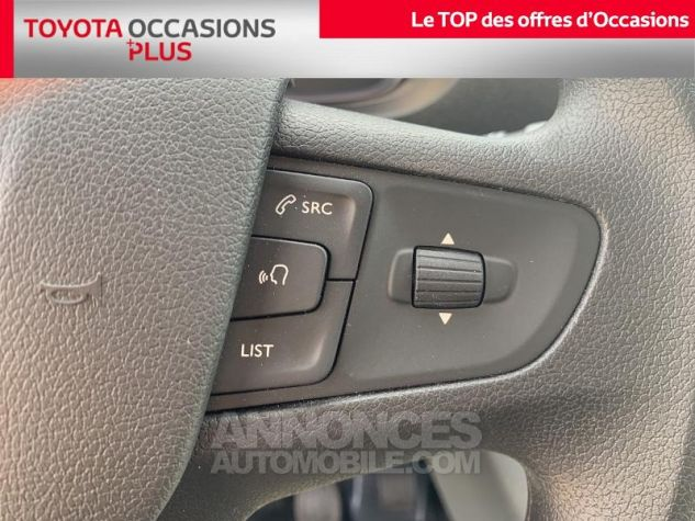 Toyota ProAce MEDIUM NG 115 D 4D FRANCE SHOWROOM Evl Occasion - 18