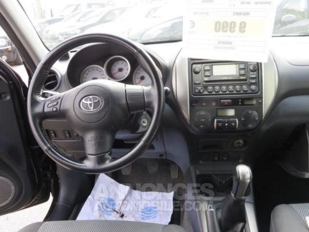 Toyota RAV4 115 D-4D VX 5P NOIR Occasion - 1