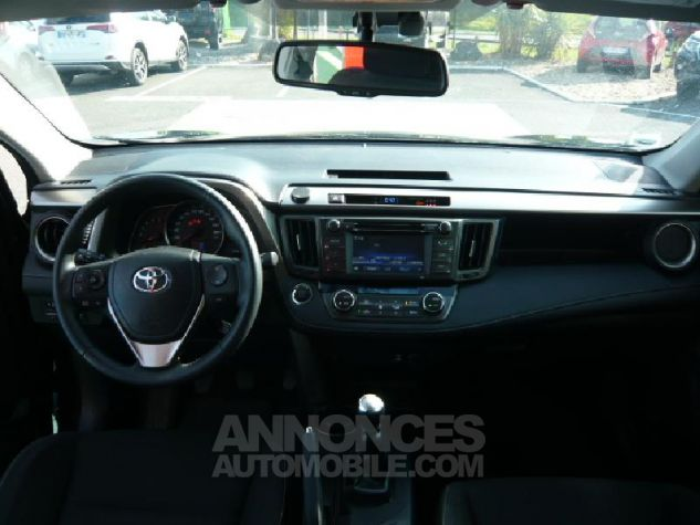 Toyota RAV4 124 D-4D Life 2WD NOIR Occasion - 2