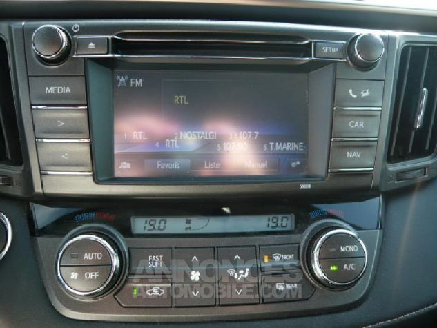 Toyota RAV4 124 D-4D Life 2WD NOIR Occasion - 13