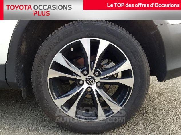 Toyota RAV4 124 D-4D Life AWD BLANC Occasion - 3