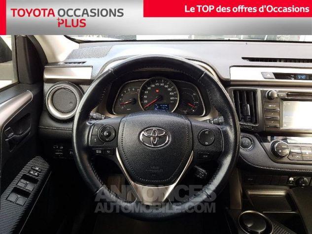 Toyota RAV4 124 D-4D Life AWD BLANC Occasion - 5