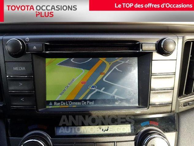 Toyota RAV4 124 D-4D Life AWD BLANC Occasion - 6