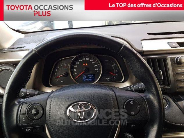 Toyota RAV4 124 D-4D Life AWD BLANC Occasion - 7