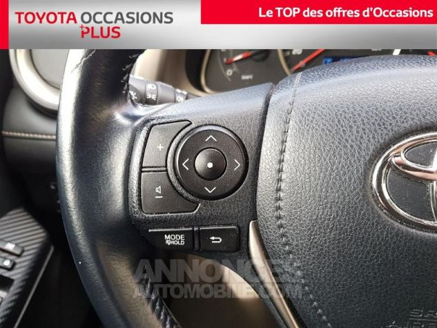 Toyota RAV4 124 D-4D Life AWD BLANC Occasion - 9