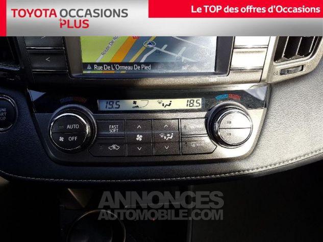 Toyota RAV4 124 D-4D Life AWD BLANC Occasion - 10