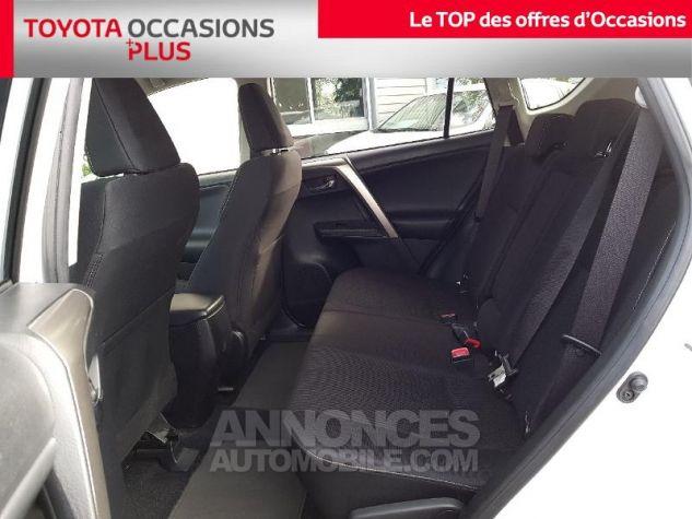 Toyota RAV4 124 D-4D Life AWD BLANC Occasion - 13