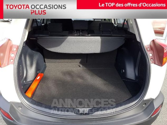 Toyota RAV4 124 D-4D Life AWD BLANC Occasion - 14