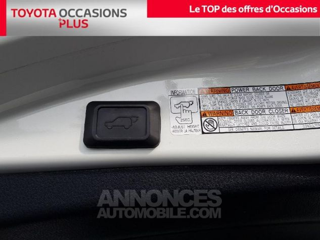Toyota RAV4 124 D-4D Life AWD BLANC Occasion - 18